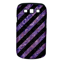 STR3 BK-PR MARBLE Samsung Galaxy S III Classic Hardshell Case (PC+Silicone)
