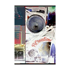 Picreations V Shower Curtain 48  X 72  (small)