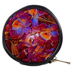 Floral Artstudio 1216 Plastic Flowers Mini Makeup Bags