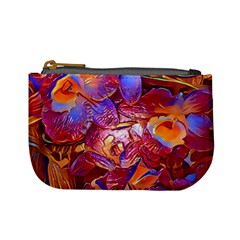 Floral Artstudio 1216 Plastic Flowers Mini Coin Purses