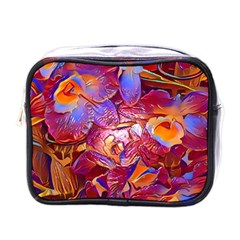 Floral Artstudio 1216 Plastic Flowers Mini Toiletries Bags