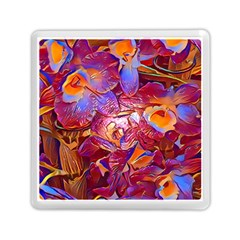 Floral Artstudio 1216 Plastic Flowers Memory Card Reader (square)