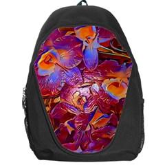 Floral Artstudio 1216 Plastic Flowers Backpack Bag