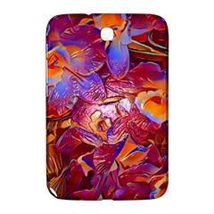 Floral Artstudio 1216 Plastic Flowers Samsung Galaxy Note 8 0 N5100 Hardshell Case