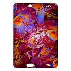 Floral Artstudio 1216 Plastic Flowers Amazon Kindle Fire Hd (2013) Hardshell Case