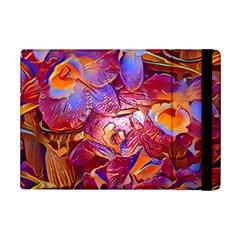 Floral Artstudio 1216 Plastic Flowers Ipad Mini 2 Flip Cases