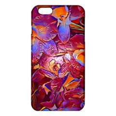 Floral Artstudio 1216 Plastic Flowers Iphone 6 Plus/6s Plus Tpu Case