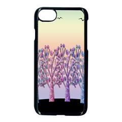 Magical Hill Apple Iphone 7 Seamless Case (black)