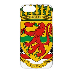 Coat Of Arms Of The Republic Of The Congo Apple Iphone 7 Plus Hardshell Case
