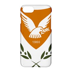 Coat Of Arms Of Cyprus Apple Iphone 7 Hardshell Case
