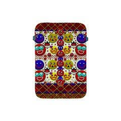 Smile And The Whole World Smiles  On Apple Ipad Mini Protective Soft Cases