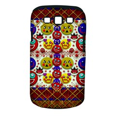 Smile And The Whole World Smiles  On Samsung Galaxy S Iii Classic Hardshell Case (pc+silicone)