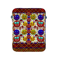 Smile And The Whole World Smiles  On Apple Ipad 2/3/4 Protective Soft Cases