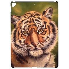 Tiger Cub Apple Ipad Pro 12 9   Hardshell Case