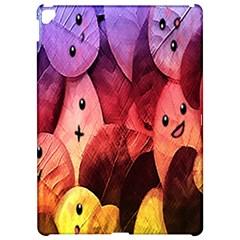 Cute Leaves  Apple Ipad Pro 12 9   Hardshell Case