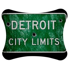 Detroit City Limits Jigsaw Puzzle Photo Stand (bow)