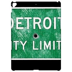 Detroit City Limits Apple Ipad Pro 12 9   Hardshell Case