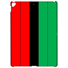 Kwanzaa Colors African American Red Black Green  Apple Ipad Pro 12 9   Hardshell Case