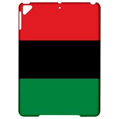 Pan African Unia Flag Colors Red Black Green Horizontal Stripes Apple Ipad Pro 9 7   Hardshell Case