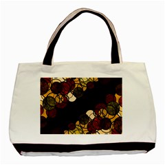 Autumn bubbles Basic Tote Bag (Two Sides)