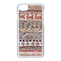 Holmes Christmas Jumper In Gingerbread Apple Iphone 7 Seamless Case (white)