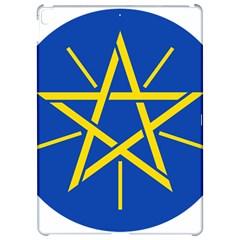 National Emblem of Ethiopia Apple iPad Pro 12.9   Hardshell Case