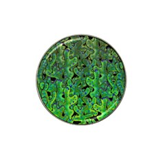 Green corals Hat Clip Ball Marker (10 pack)