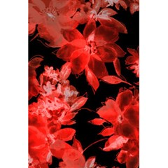 Red Flower  5 5  X 8 5  Notebooks