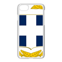 Variant Coat Of Arms Of Greece  Apple Iphone 7 Seamless Case (white)