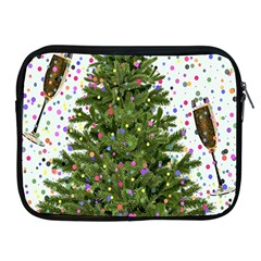 New Year S Eve New Year S Day Apple iPad 2/3/4 Zipper Cases