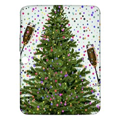 New Year S Eve New Year S Day Samsung Galaxy Tab 3 (10.1 ) P5200 Hardshell Case