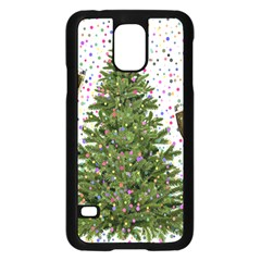 New Year S Eve New Year S Day Samsung Galaxy S5 Case (Black)