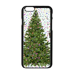 New Year S Eve New Year S Day Apple iPhone 6/6S Black Enamel Case