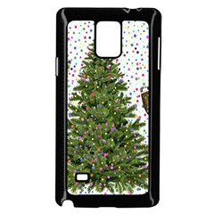 New Year S Eve New Year S Day Samsung Galaxy Note 4 Case (Black)