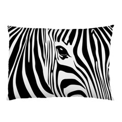 Animal Cute Pattern Art Zebra Pillow Case
