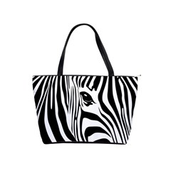 Animal Cute Pattern Art Zebra Shoulder Handbags