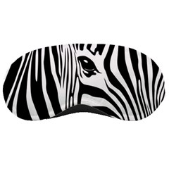 Animal Cute Pattern Art Zebra Sleeping Masks
