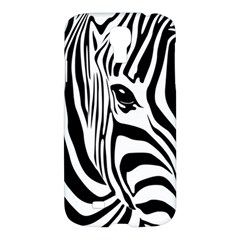 Animal Cute Pattern Art Zebra Samsung Galaxy S4 I9500/i9505 Hardshell Case