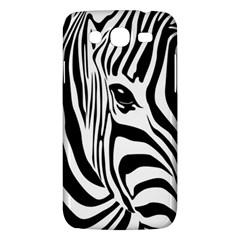 Animal Cute Pattern Art Zebra Samsung Galaxy Mega 5 8 I9152 Hardshell Case