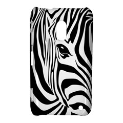 Animal Cute Pattern Art Zebra Nokia Lumia 620