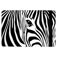 Animal Cute Pattern Art Zebra Ipad Air 2 Flip