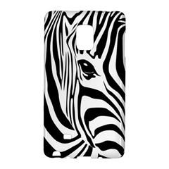 Animal Cute Pattern Art Zebra Galaxy Note Edge