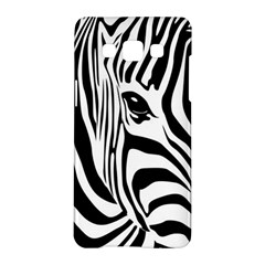 Animal Cute Pattern Art Zebra Samsung Galaxy A5 Hardshell Case