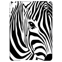 Animal Cute Pattern Art Zebra Apple Ipad Pro 9 7   Hardshell Case