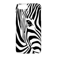 Animal Cute Pattern Art Zebra Apple Iphone 7 Plus Hardshell Case
