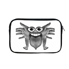 Body Part Monster Illustration Apple Macbook Pro 13  Zipper Case