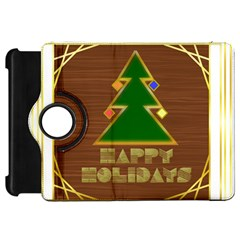 Art Deco Holiday Card Kindle Fire Hd 7