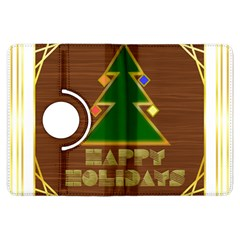 Art Deco Holiday Card Kindle Fire Hdx Flip 360 Case