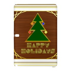 Art Deco Holiday Card Samsung Galaxy Tab Pro 12 2 Hardshell Case