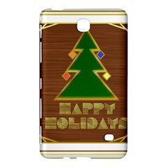 Art Deco Holiday Card Samsung Galaxy Tab 4 (7 ) Hardshell Case